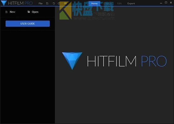 HitFilm Pro(电影编辑软件)