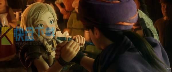 《勇者斗恶龙》电影公布新截图 柔和画风凸显人性温暖
