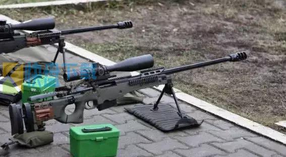 各国狙击枪大佬,德国98K,美国巴雷特,英国AWM,中国呢?
