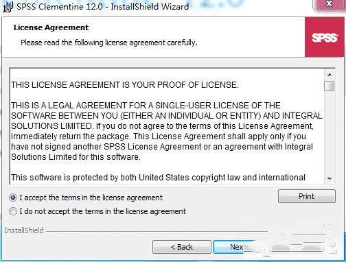 SPSS Clementine(数据挖掘软件) v12.0汉化破解版 附安装教程
