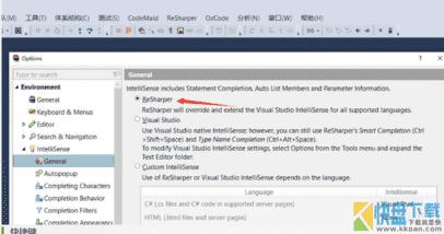Resharper安装后Visual Studio启动速度和显示有什么区别
