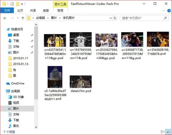 FastPictureViewer Codec Pack Pro