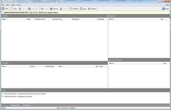 KLS Backup pro(文件同步备份工具)
