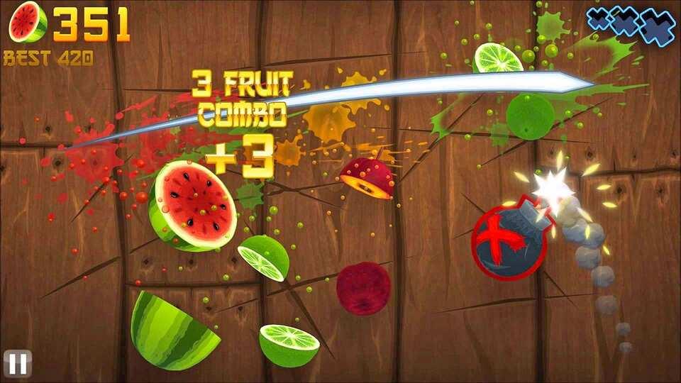水果忍者腾讯版