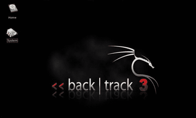 backtrack3软件截图