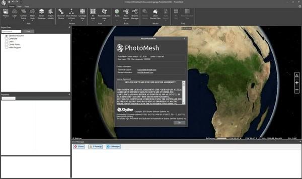 Skyline PhotoMesh(建模软件)