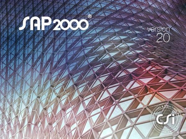 SAP2000破解版下载