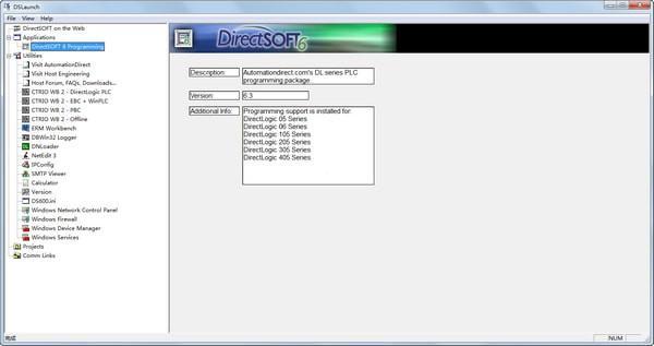DirectSOFT(光洋PLC编程软件)