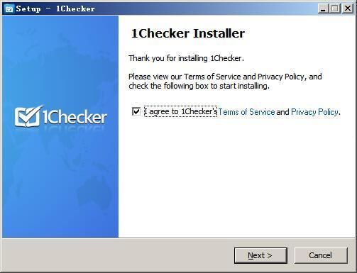 1checker(易改英语写作辅助软件) v2.1.7.0官方版