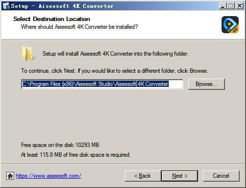 Aiseesoft 4K Converter(4k高清视频格式转换器) v9.2.26免费版