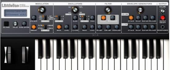Xhun Audio LittleOne(音乐合成器插件) v3.2.0免费版