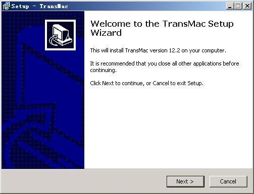 TransMac(dmg文件打开工具) v12.4免费版
