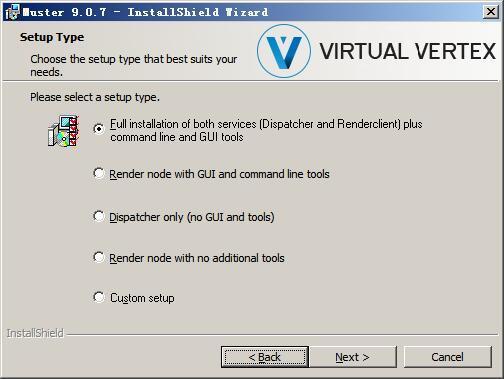 Virtual Vertex Muster 9(虚拟顶点渲染农场软件) v9.0.14免费版