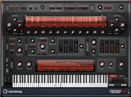 Steinberg Padshop Pro(音频处理软件) v1.2.20免费版