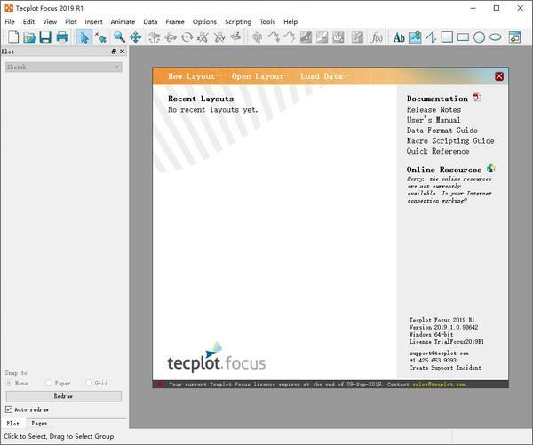 Tecplot Focus 2019 R1(可视化流体CFD分析工具)