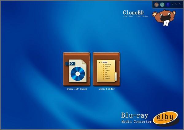 SlySoft CloneBD(光盘拷贝软件)