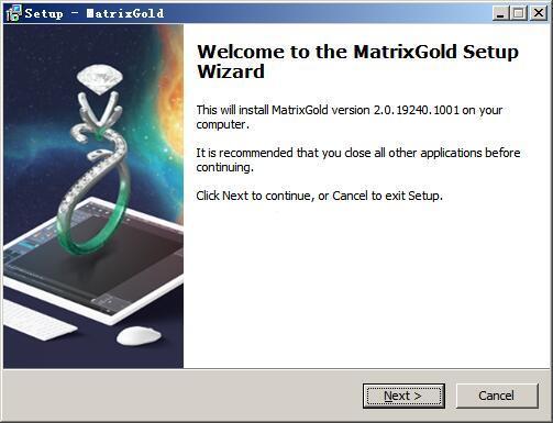 Gemvision MatrixGold(三维珠宝设计软件) v2.0.19240免费版