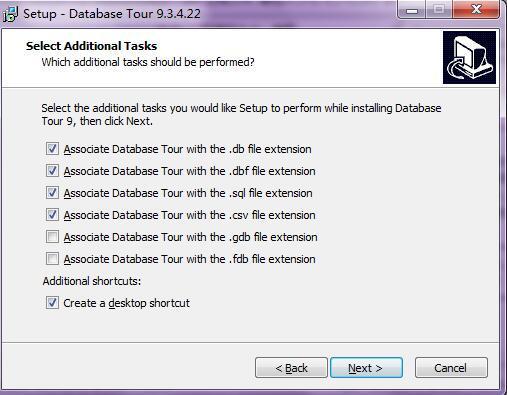 数据库编辑工具(Database Tour Pro) v9.3.4.22官方版