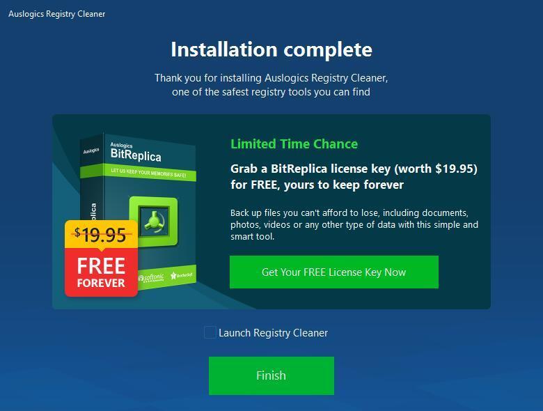 Auslogics Registry Cleaner(注册表优化清理工具) v8.1.0免费版