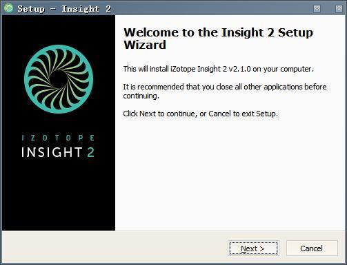 iZotope Insight(音频分析及母带处理软件) v2.10免费版