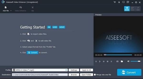 Aiseesoft Video Enhancer(视频增强软件)