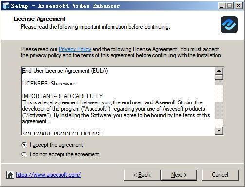 Aiseesoft Video Enhancer(视频画面增强软件) v9.2.20免费版