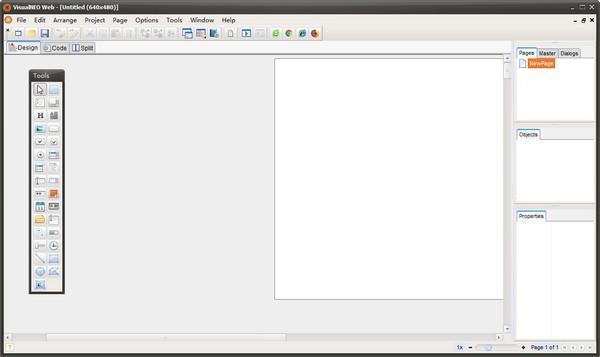 VisualNEO Web(应用程序创建发布工具)