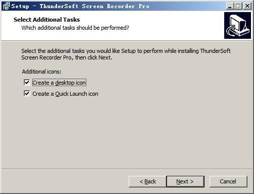 屏幕录像软件(ThunderSoft Screen Recorder Pro) v7.7.0免费版