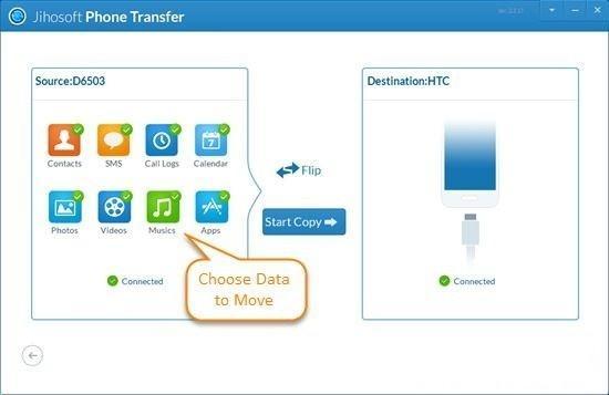 Jihosoft Phone Transfer破解版下载