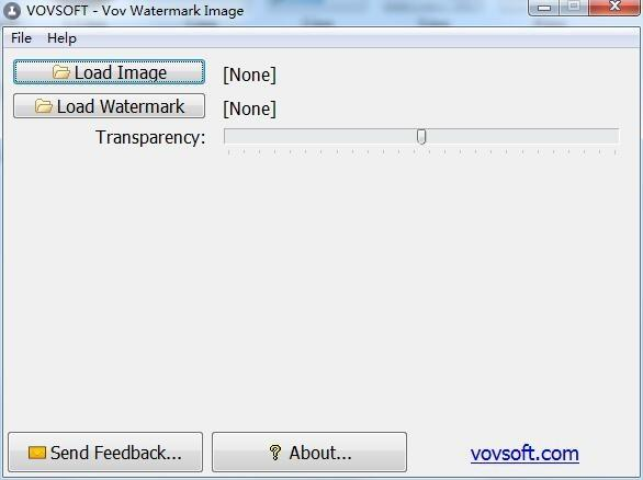 Vov Watermark Image(图片加水印工具)