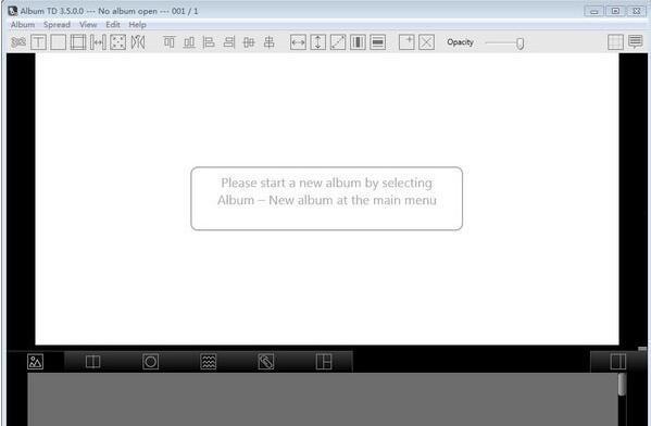 Album TD(相册排版设计制作软件) v3.8.0免费版