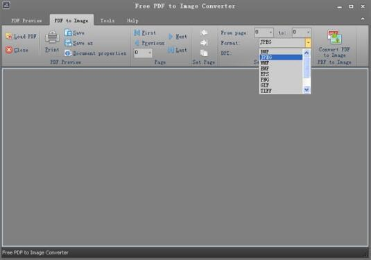 pdf转图片工具(Free PDF to Image Converter) v6.3.5免费版