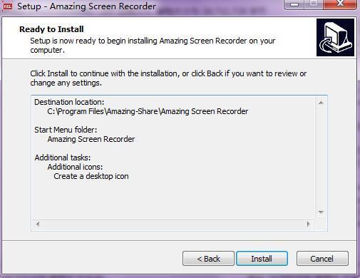 Amazing Screen Recorder(视频录制软件) v6.8.8.8官方版