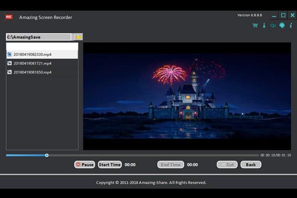 Amazing Screen Recorder(视频录制软件)