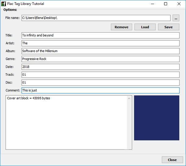 Flac标签库软件免费版下载