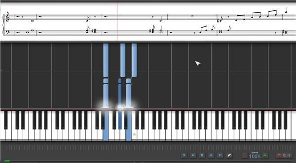 这个是加乐谱的界面