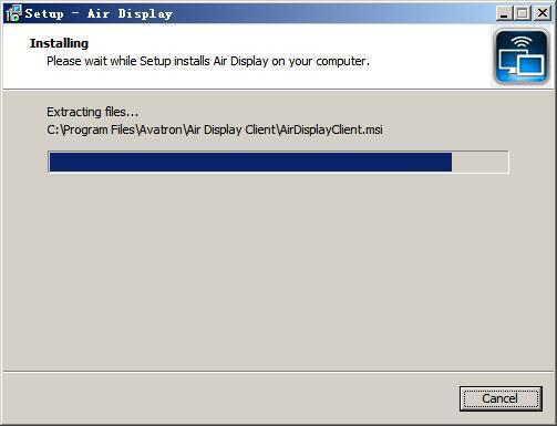 Air Display PC端 v1.7.0官方版