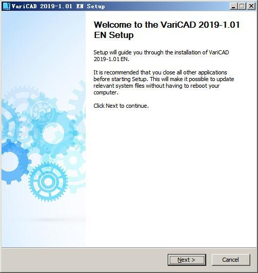 VariCAD 2019 v3.05免费版