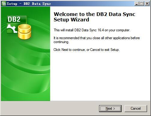 SQLMaestro DB2 Data Sync(数据同步软件) v16.4.0.6免费版
