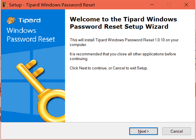 Tipard Windows Password Reset破解版下载