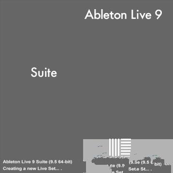 Ableton Live 9.5破解版 32位/64位 附安装教程