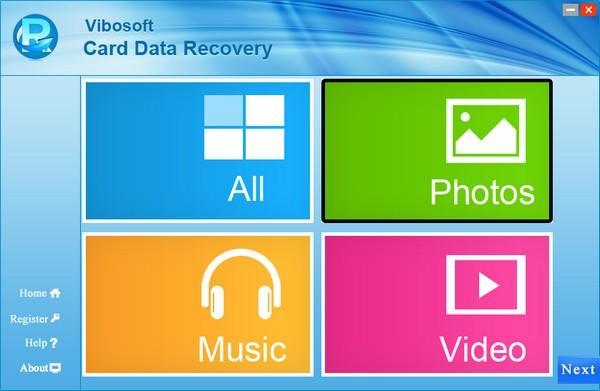 Vibosoft Card Data Recovery(数据恢复工具)