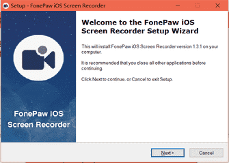 FonePaw ScreenMo破解版下载