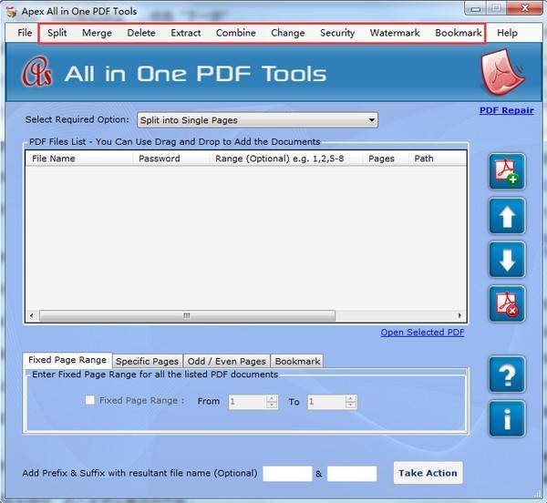 Apex PDF Tools免费版下载