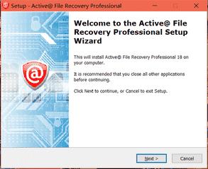文件恢复软件