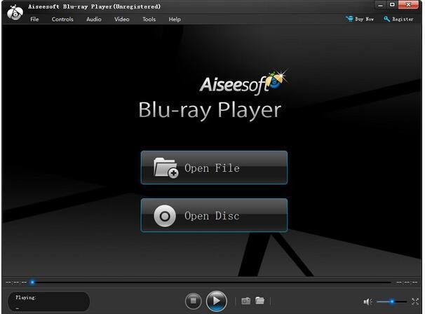 Aiseesoft Blu-ray Player免费版下载