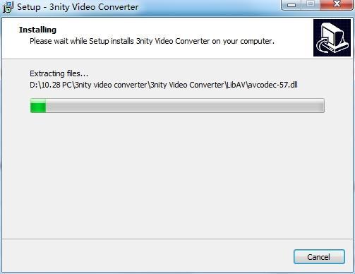 3nity Video Converter