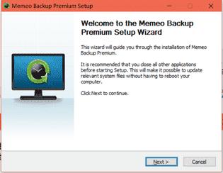 Memeo Backup Premium免费版下载
