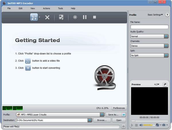 ImTOO MP3 Encoder中文版下载