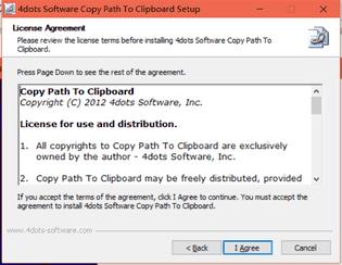 Copy Path to Clipboard中文版下载